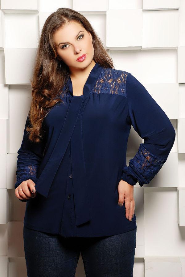 Купить Женскую Блузку Большого Размера